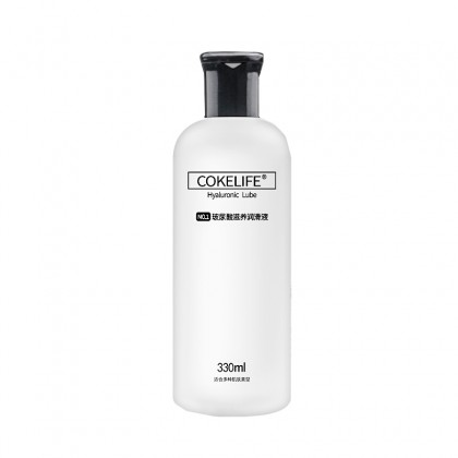 Cokelife - Hyaluronic Acid Lubricant 330ml Original Water Based Vagina Lubricant Gel Sex Oral Body Massage Oil Masturbation Lubricant For Couples Oil Minyak Pelincir