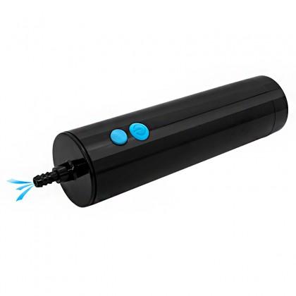 Electronic High-Vacuum Penis Pump - Penis Enlargement Chargeable - Black Men's Power Vacuum Penis Pump Powerfu Enlargement Electric Penis Extender For Men Ejaculation Delay Enhancer Sex Toys for Men